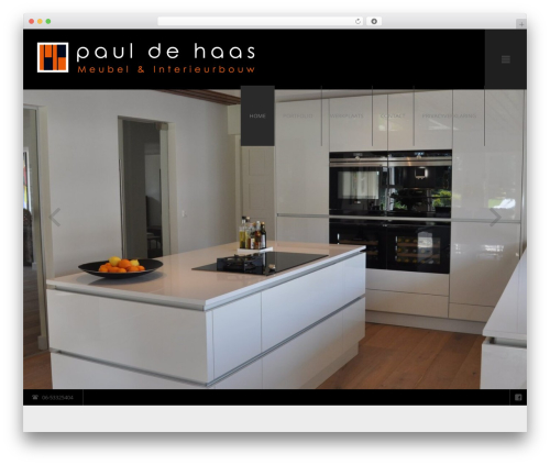 Modern Interior WordPress theme by mad_dog - atmosphereaxis.com