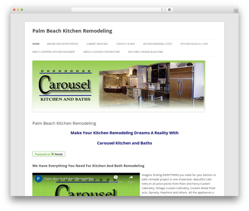 2012 Child Theme WordPress theme - palmbeachkitchenremodeling.com