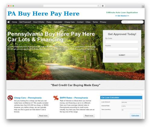 Free WordPress Bootstrap Shortcodes plugin - pabuyherepayhere.com