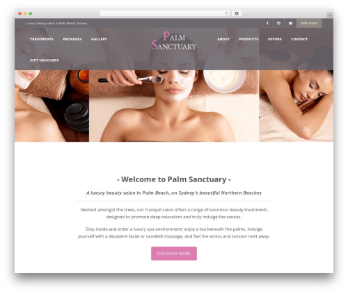 WordPress visual-form-builder-pro plugin - palmsanctuary.com.au