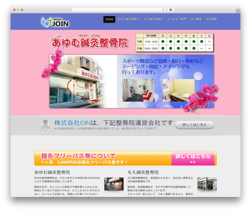 Envision Child best WordPress theme - join-g.jp