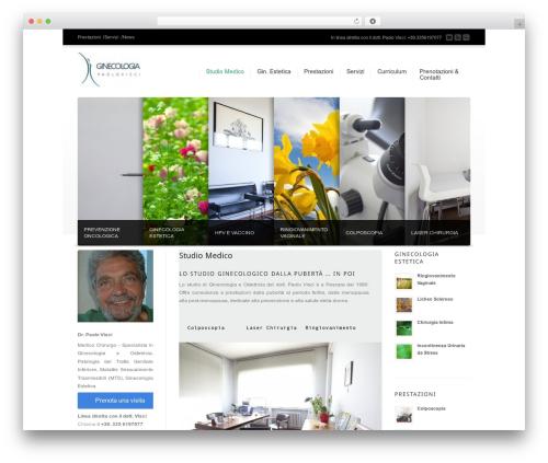 WordPress theme Corona - paolovisci.it