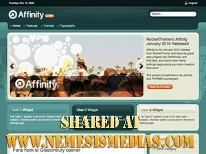 Affinity Wordpress Theme WordPress theme
