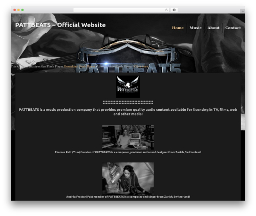 DynamiX | Shared by themes24x7.com WordPress theme design - pattbeats.com