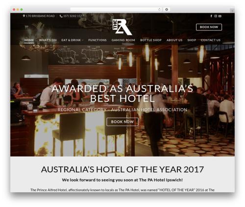 Flatsome best WooCommerce theme - pahotel.com.au