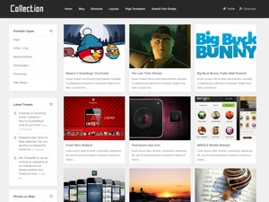 Best WordPress theme Collection