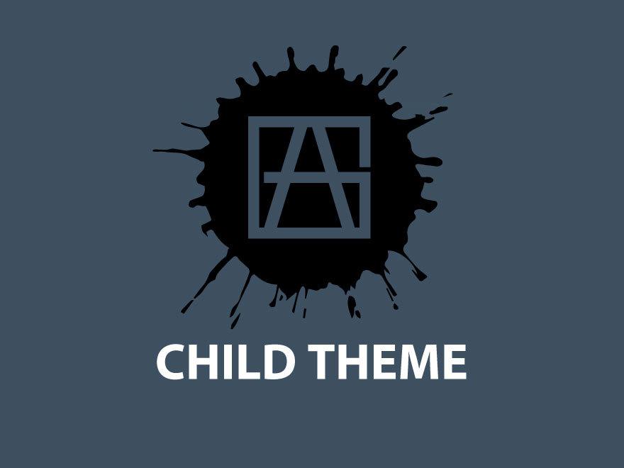 Extra Child Theme WP theme
