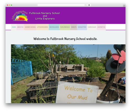 Kidslife top WordPress theme - fullbrook.walsall.sch.uk