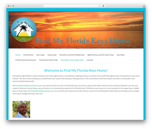 Free WordPress WP Header image slider and carousel plugin - findmyfloridakeyshome.com
