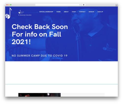 Template WordPress MelodySchool - futurejazzkc.org