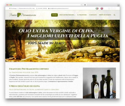 Free WordPress Recent Facebook Posts plugin - frantoio-pietramontecorvino.it