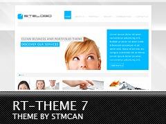 Theme WordPress RT-Theme 7