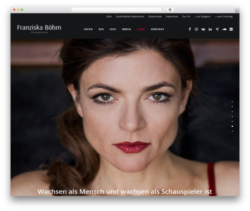 WordPress uncode-core plugin - franziska-boehm.de
