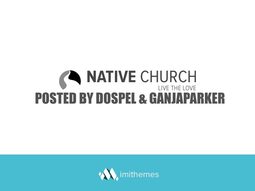 Best WordPress theme Native Church - NULL24.NET