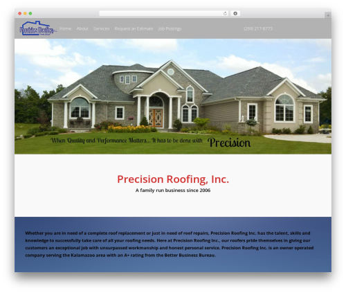 Free WordPress WP Video Lightbox plugin - precisionroofingkalamazoo.com