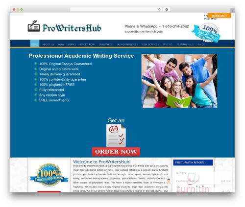 Free WordPress Top 10  – Popular posts plugin for WordPress plugin - prowritershub.com