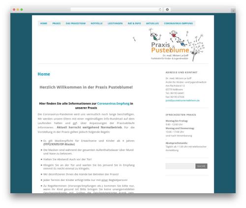 Yoko WordPress template free download - pusteblume-kelkheim.de