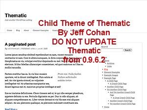 Child 01 WordPress theme