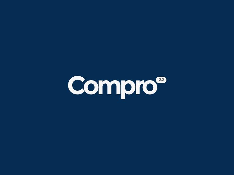 Compro company WordPress theme