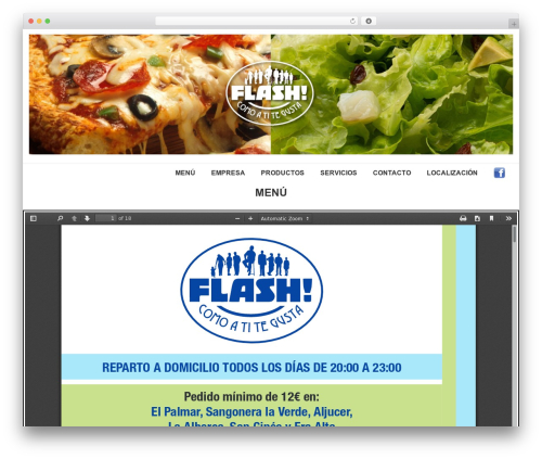 Responsive theme free download - pizzeriaflash.es