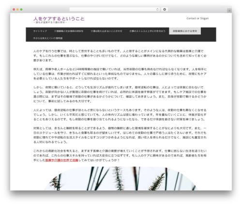 Best WordPress template Typal2woo - pro-energia.net