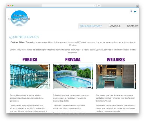 WordPress dnd-shortcodes plugin - piscinasgilliamthermal.es