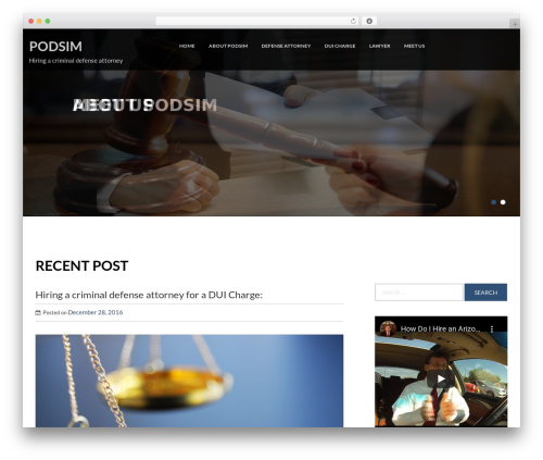 Moment WordPress theme free download - podsim.org