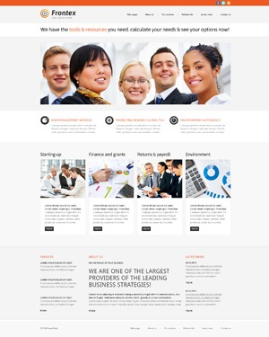 Precision Aesthetics WordPress page template