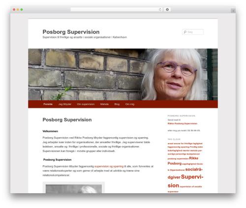 Free WordPress Twenty Eleven Theme Extensions plugin - posborgsupervision.dk