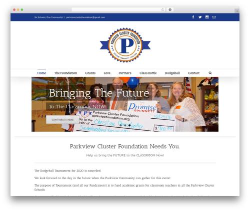 Free WordPress WP SEO HTML Sitemap plugin - parkviewfoundation.org