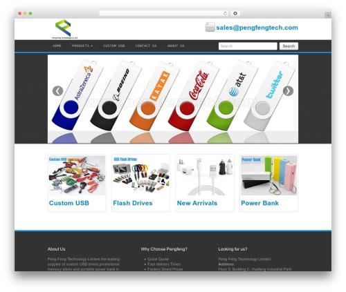 Free WordPress Image Watermark plugin - pengfengtech.com