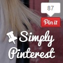 Free WordPress Simply Pinterest plugin