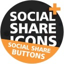 Free WordPress Social Share Icons & Social Share Buttons plugin by social share pro