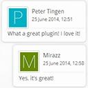 Free WordPress WP First Letter Avatar plugin