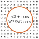 Free WordPress WP SVG Icons plugin