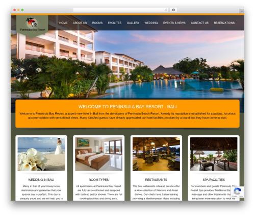 Free WordPress Subscription Options plugin - peninsulabayresortbali.com