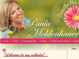 Theme WordPress Paula Moldenhauer
