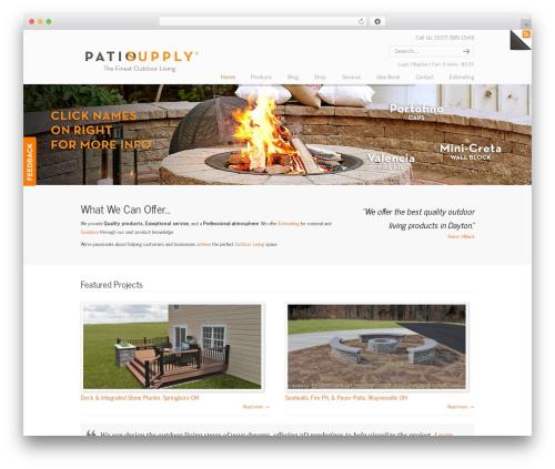 Free WordPress SendPress Newsletters plugin - patio-supply.com