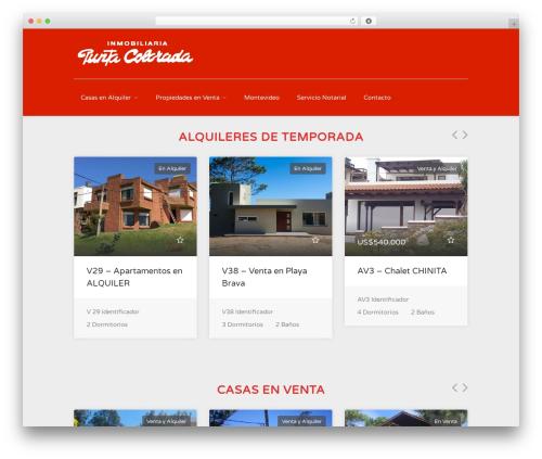 WordPress theme Findeo - puntacolorada.com.uy/home