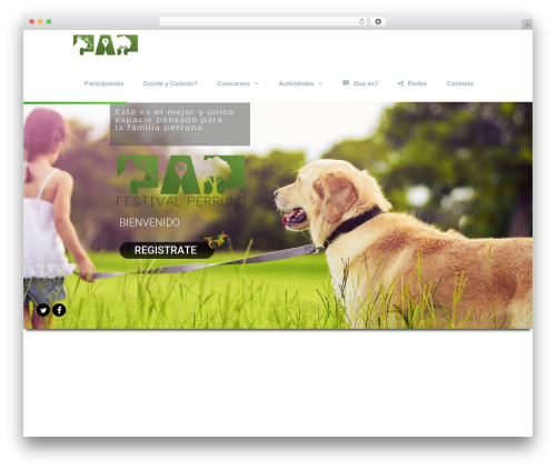 WP theme TheFox | Shared by themes24x7.com - perrosalparque.com