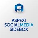 Free WordPress Aspexi Facebook Like Box Sidebox plugin