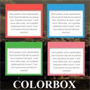 Free WordPress Colorbox Panels plugin