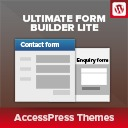 Free WordPress Contact Form for WordPress – Ultimate Form Builder Lite plugin by AccessPress Themes