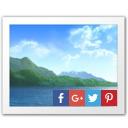 Free WordPress Cool Image Share plugin