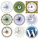 Free WordPress CoolClock – a Javascript Analog Clock plugin