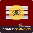 Free WordPress Disable Comments for Any Post Types (Remove comments) plugin