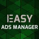 Free WordPress easy ads manager plugin