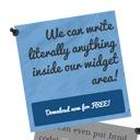 Free WordPress Easy Customizable Text Widget plugin