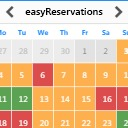 Free WordPress easyReservations plugin