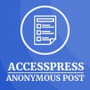 Free WordPress Frontend Post WordPress Plugin – AccessPress Anonymous Post plugin